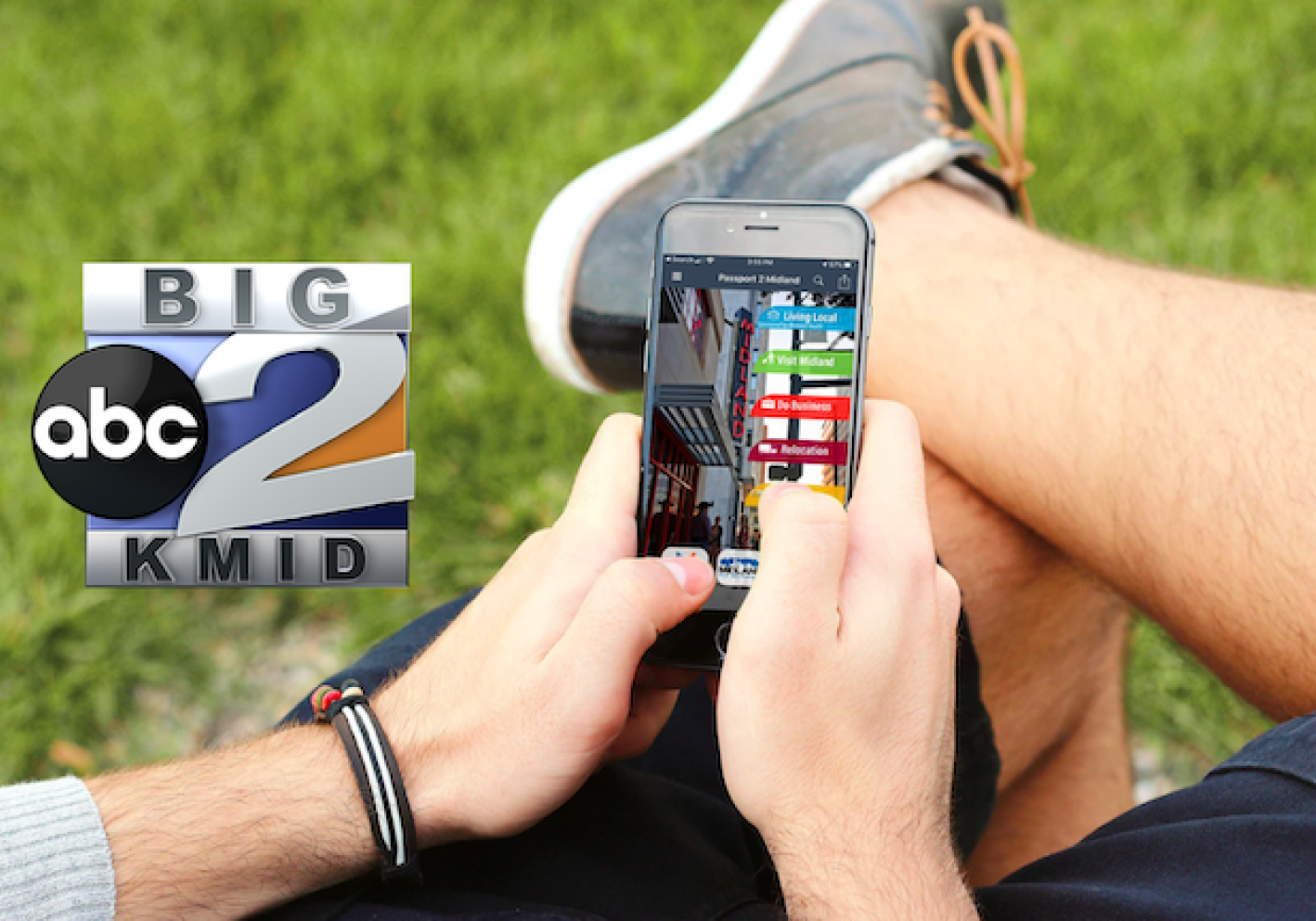 Big 2 KMID-TV is the Official Media Partner of Passport 2 Midland