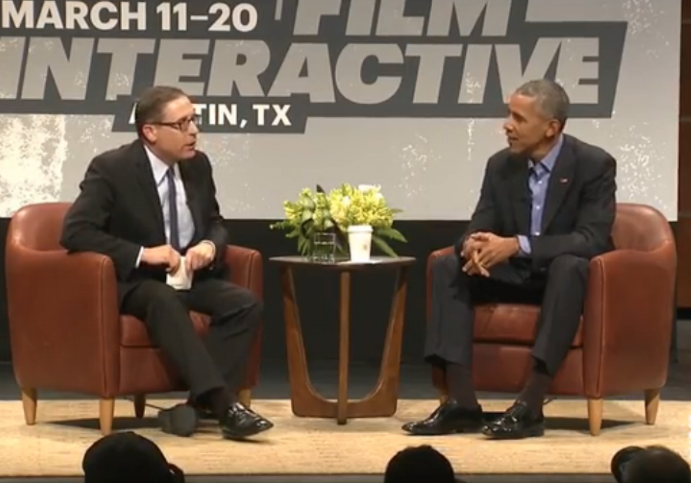 President Obama speaks at SXSW about the future of technology