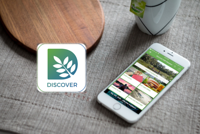 Discover Northwest Houston iPhone App